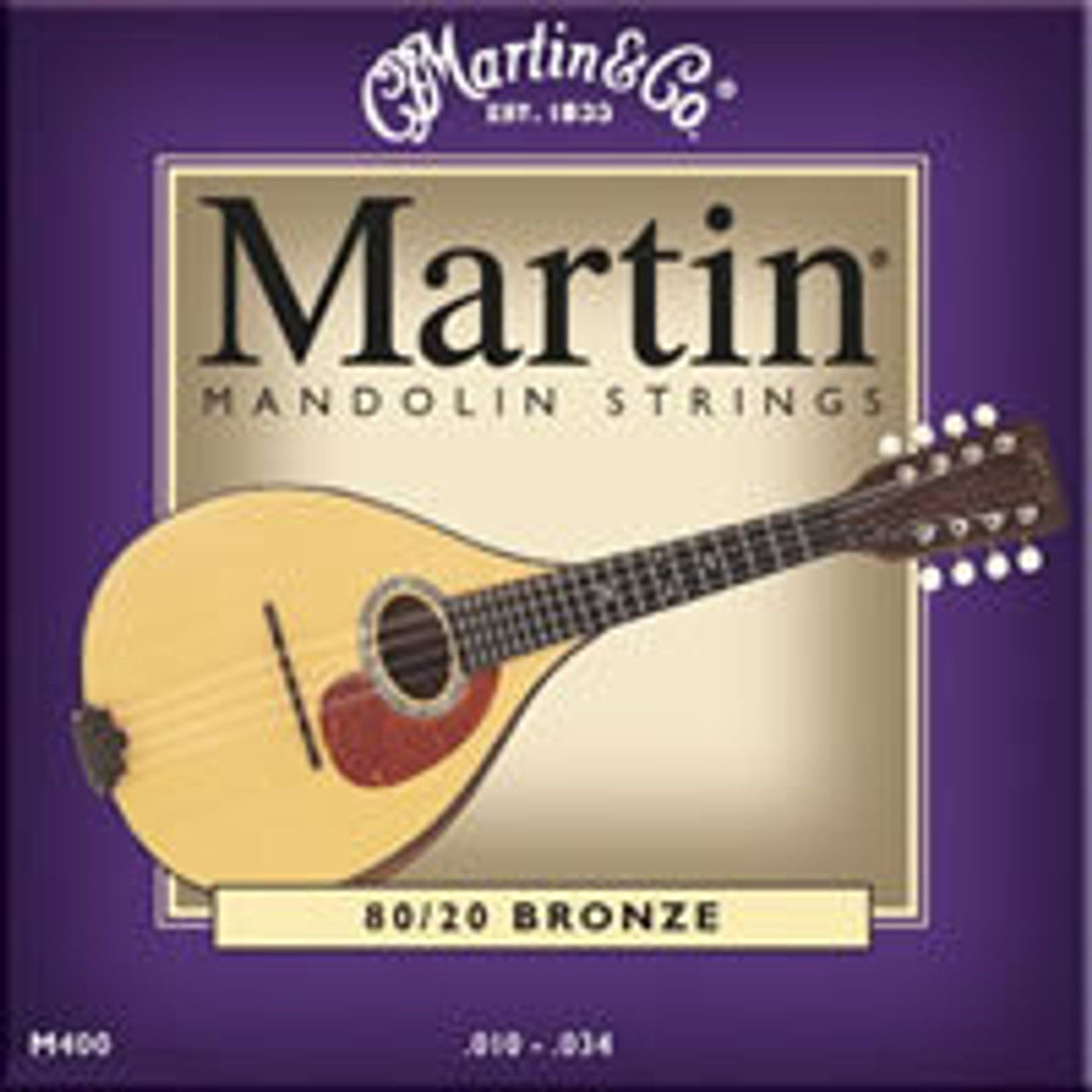 Martin Bronze Mandolin Strings