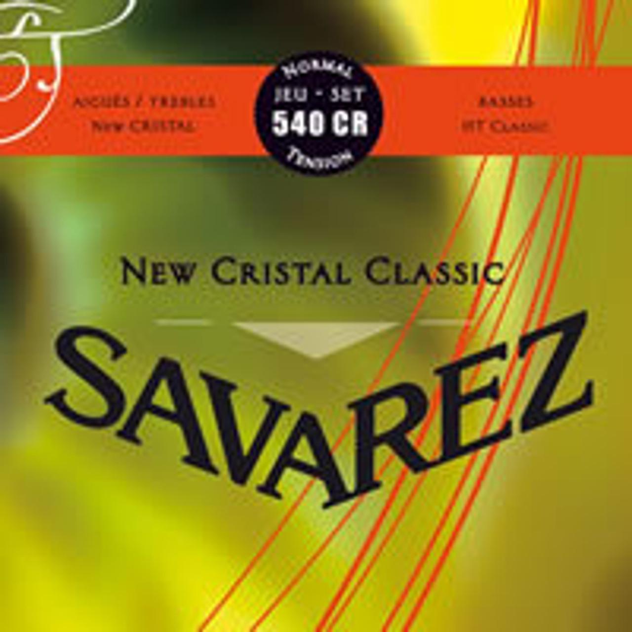 Savarez New Cristal Classic Guitar Strings