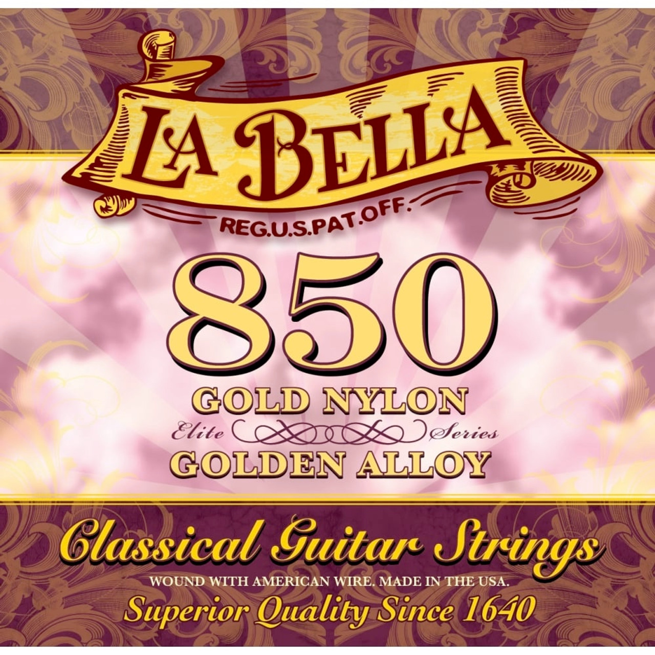 La Bella Elite Classical Guitar Strings Ireland