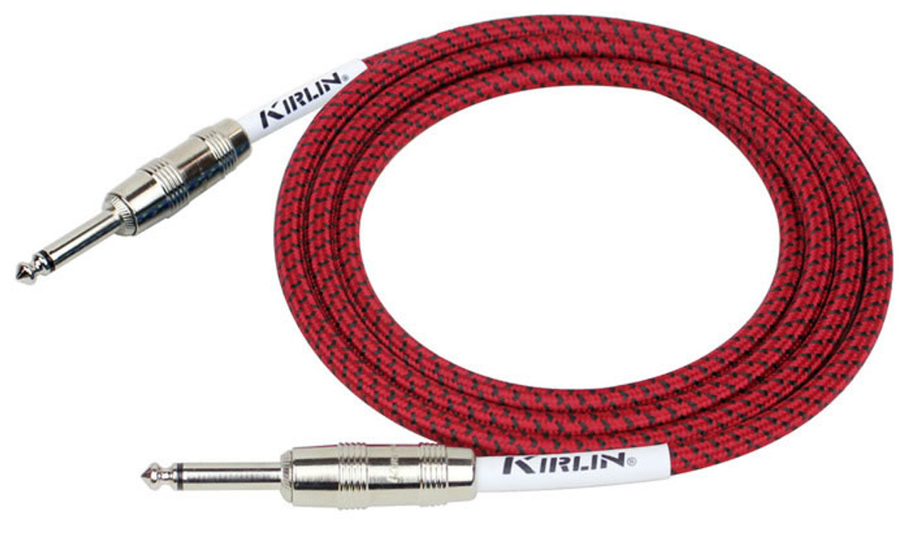 Kirlin Fabric Instrument Cable