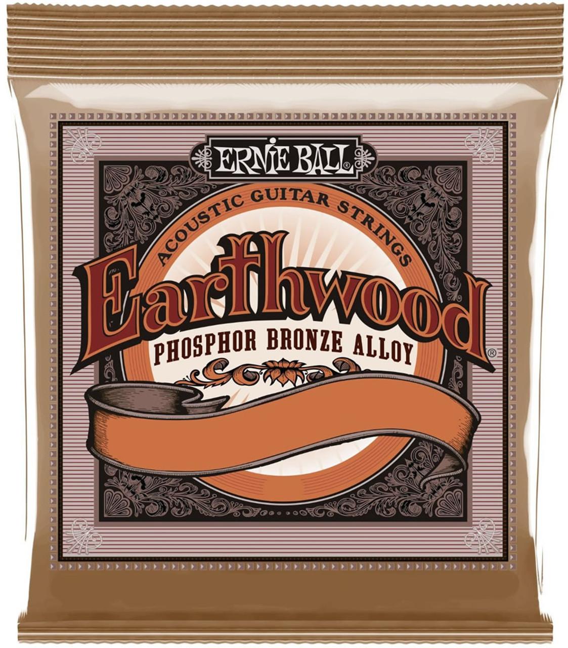 Ernie Ball Earthwood Phosphor Bronze Strings