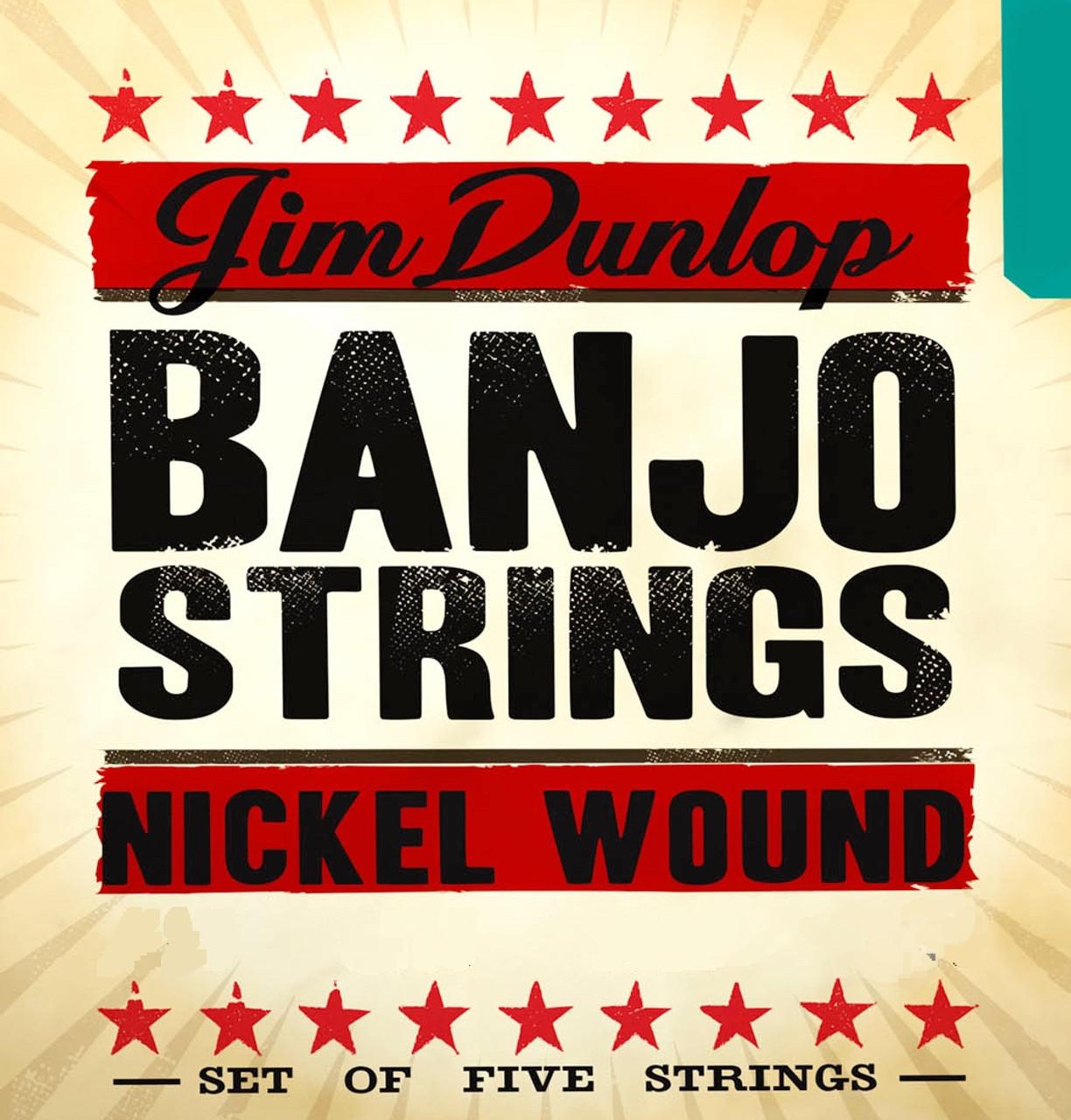 Dunlop Banjo Strings Ireland
