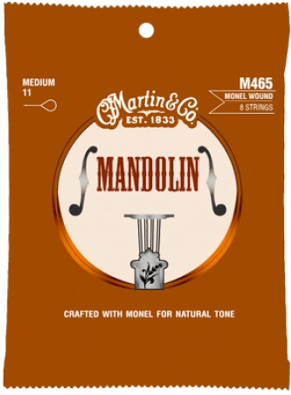 Martin M456 Monel Mandolin Strings