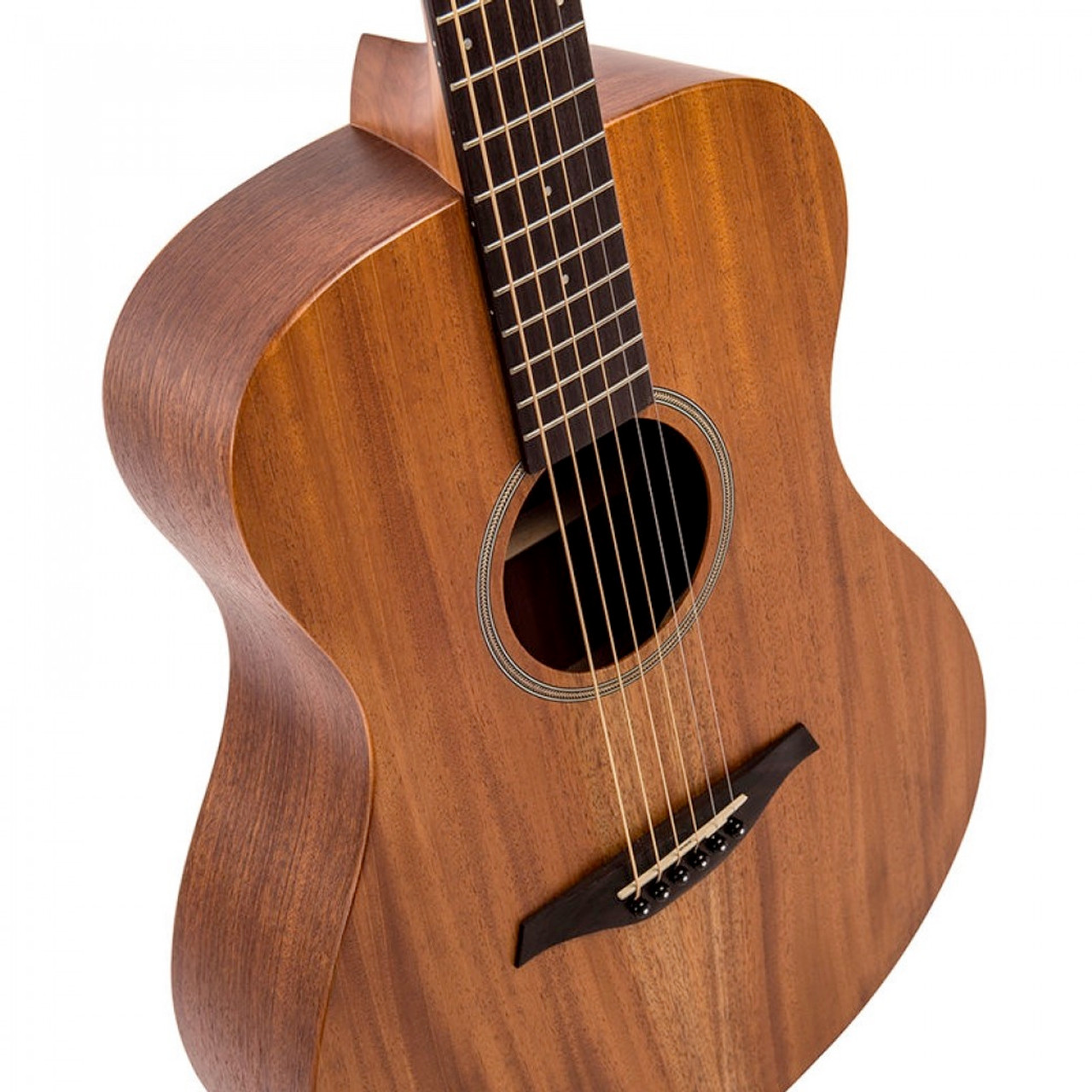 Vintage V300 Mahogany Folk Guitar