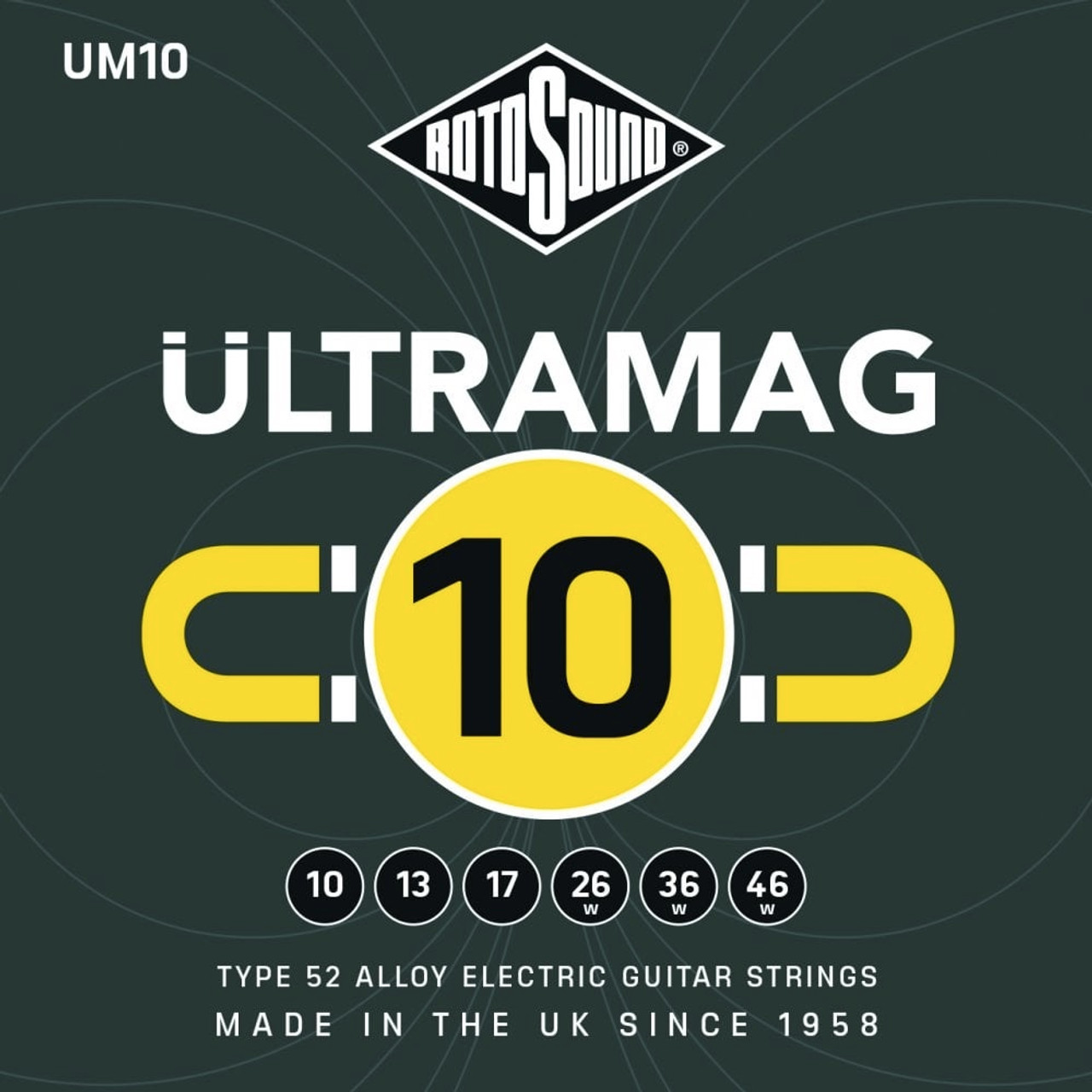 Rotosound Ultramag Strings Ireland