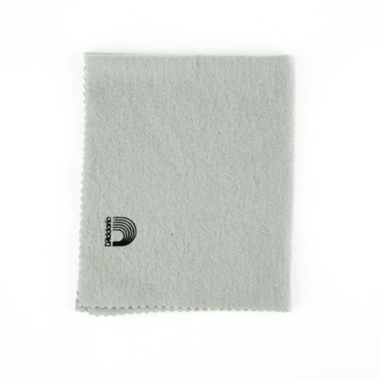 D'addario Pre-Treated Polish Cloth