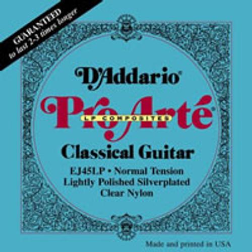 D'addario EJ45LP Pro Arte LP Composites - Ireland - Buy Online