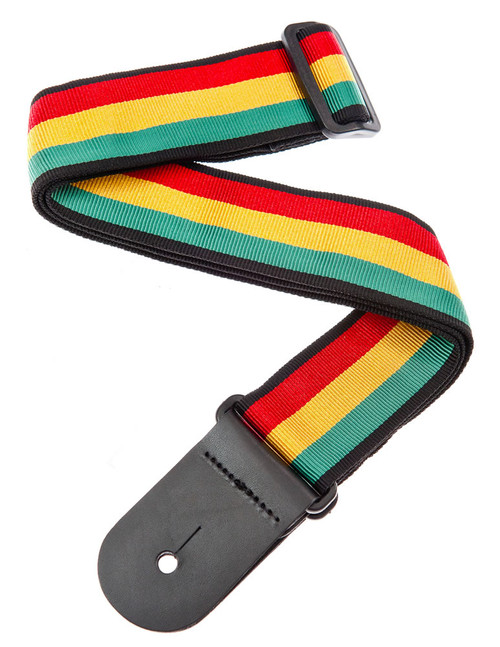 Planet Waves World Tour Jamaica Strap