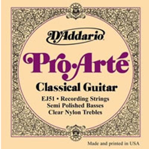 D'addario EJ51 Pro Arte Recording Strings