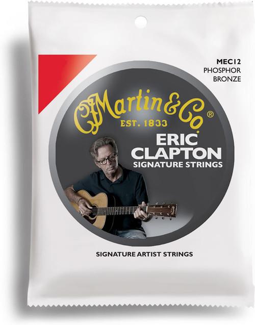 Martin Eric Clapton's Choice Strings Acoustic Guitar