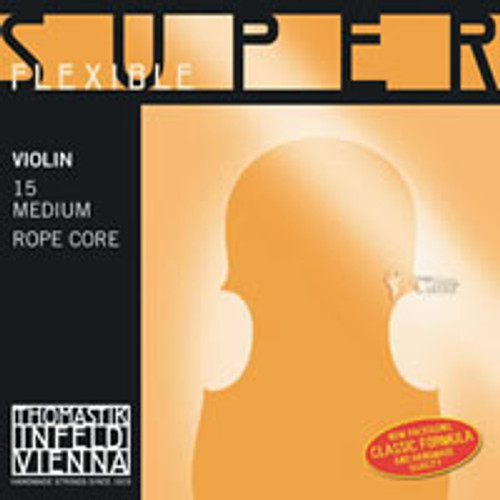 Superflexible SF15 Violin Strings Set