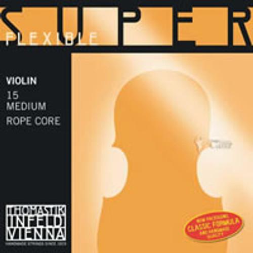 Superflexible SF15 Violin Strings Set