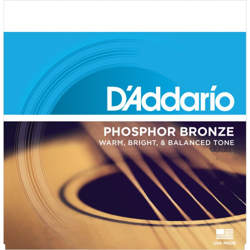 D'addario 12 String Guitar Sets