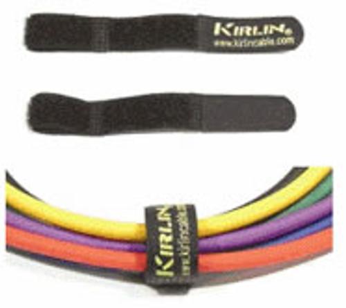 """Kirlin 8"""" Velcro Cable Ties Ten Pack"""
