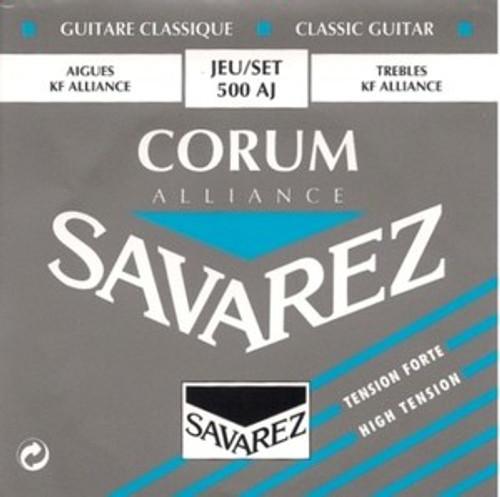 Savarez 500AJ Classical Guitar Strings