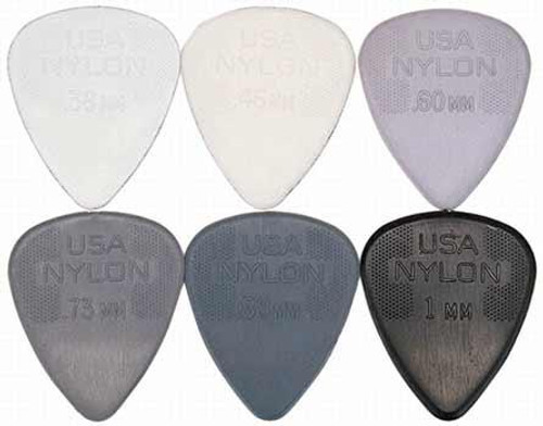 Dunlop Nylon Plectrums Ireland