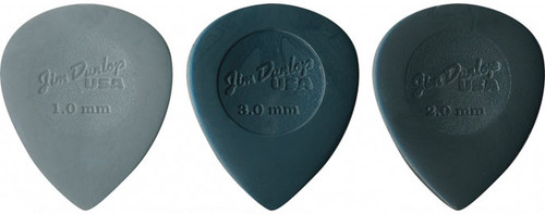 Dunlop Nylon Big Stubby Picks