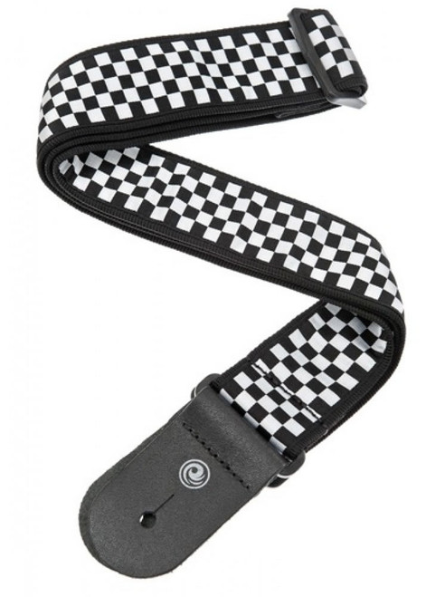 Planet Waves West Coast Check Mate Strap