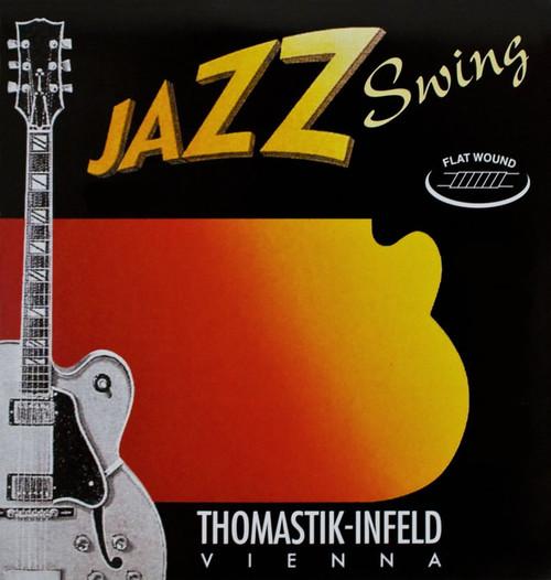 Thomastik Jazz Swing Flatwound Strings