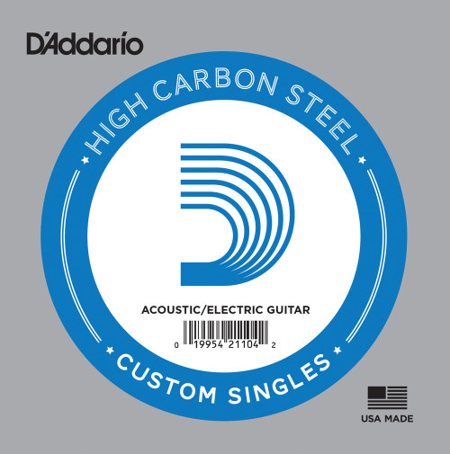 D'addario Plain Steel SIngle Strings Ireland