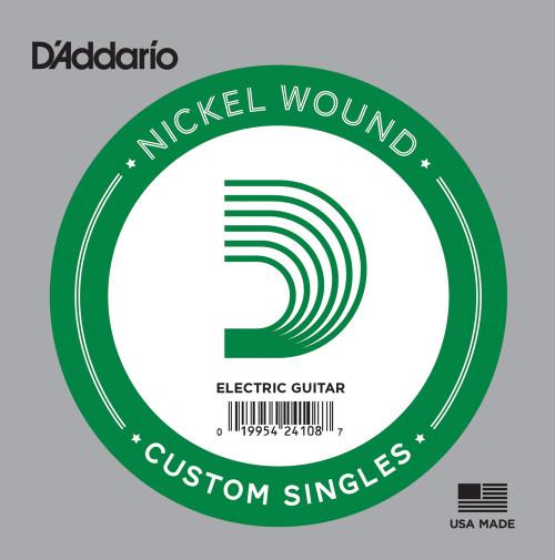 D'addario Nickel Wound Single Strings