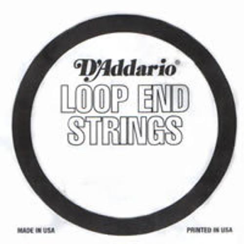 Nickel Wound Loop End Single Strings