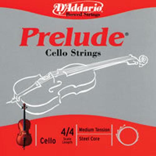 D'addario Prelude Cello String