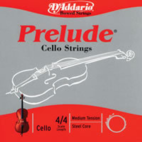 D'addario Prelude Cello String