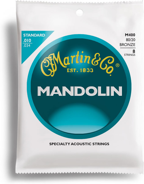 Martin Bronze Mandolin Strings