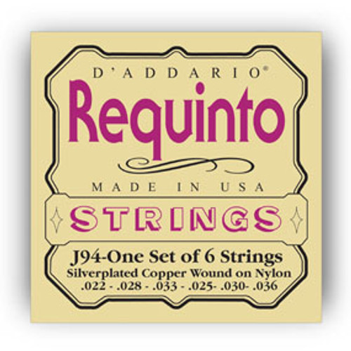 D'addario J94 Requinto Strings