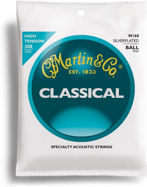Martin M160 Ball End Classicial Guitar Strings