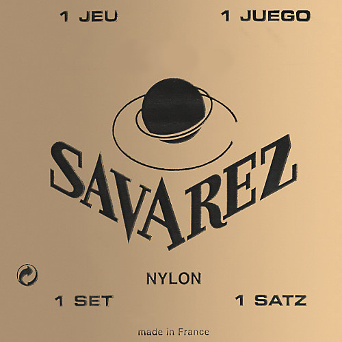 Savarez Traditional Classical Guitar Strings from www.superstrings.com