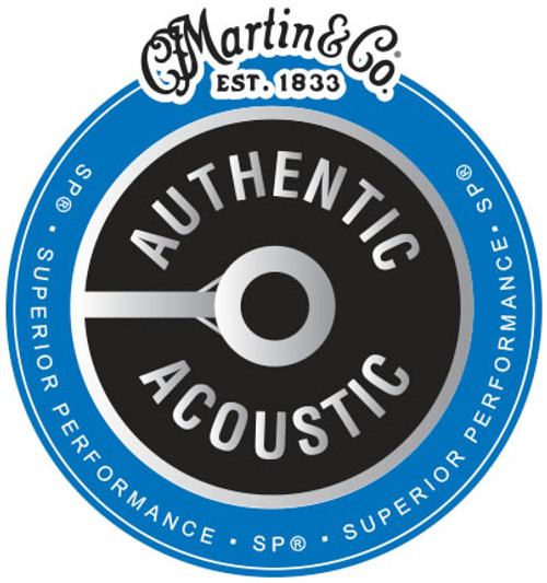 Martin Authentic 80/20 12-String Guitar Sets