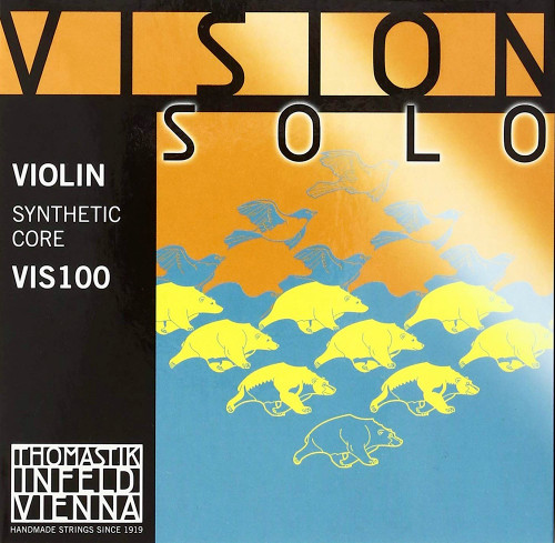 Thomastik Vision Solo Violin Strings Ireland