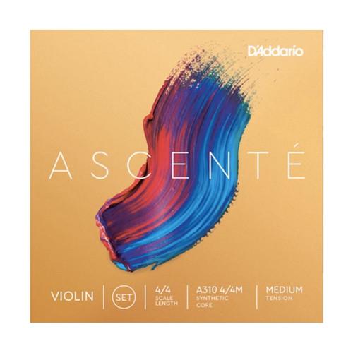 D'addario A310 Ascenté Violin Strings