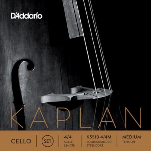 D'addario Kaplan Cello Strings Ireland