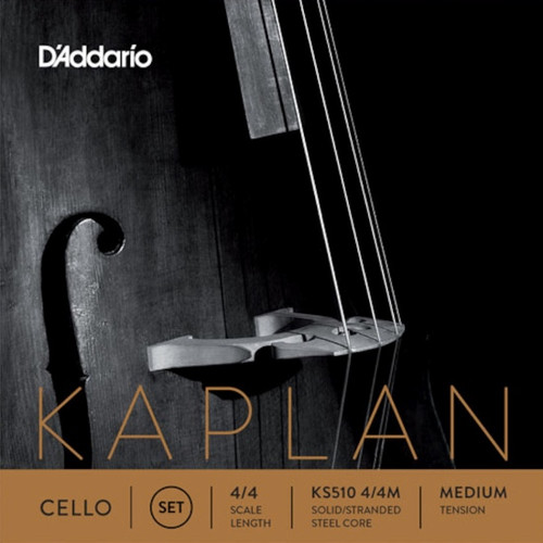 D'addario Kaplan Cello Strings Ireland