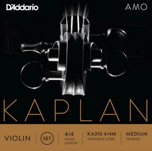 D'addario Kaplan Amo Violin Strings Ireland