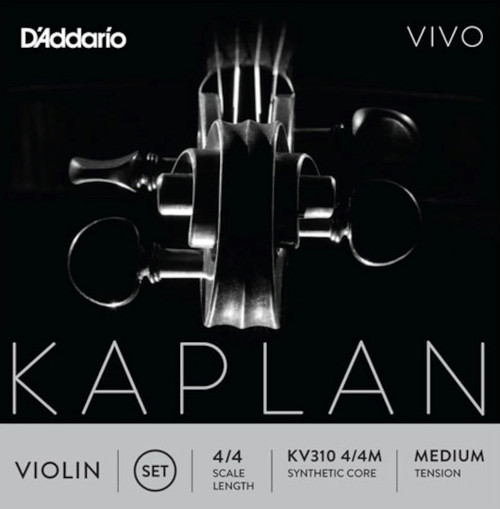 D'addario Kaplan Vivo Violin Strings Ireland