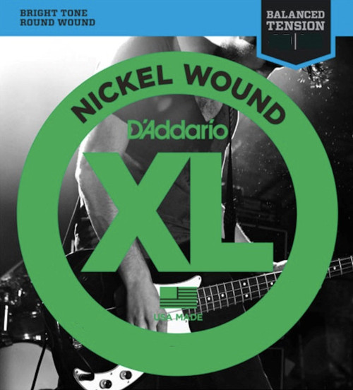 D'addario Balanced Tension Bass Strings Ireland