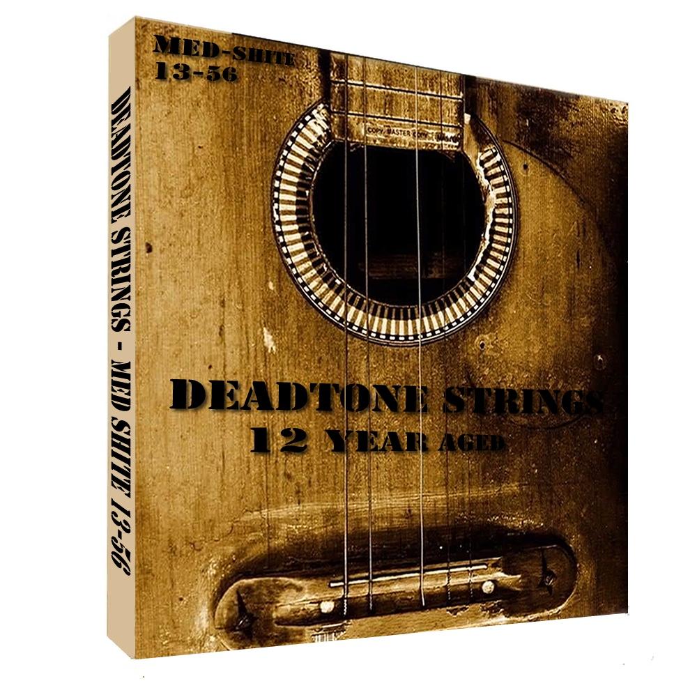 Introducing Deadtone Guitar Strings