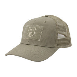 First Strike Tactical Trucker Hat / FDE