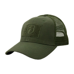 First Strike Tactical Trucker Hat / OD