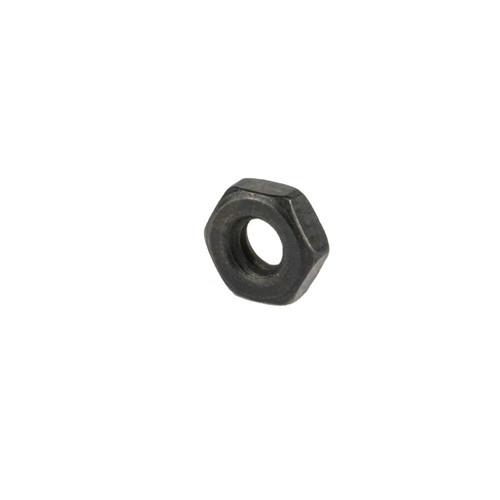 "First Strike FSC 6-32 x 1/4"" x 3/32"" Small Pattern UNDERSIZED Hex Nt Stainlesss Steel (.242 Across Flats) BLACK OXIDE H-NUT 632 U"