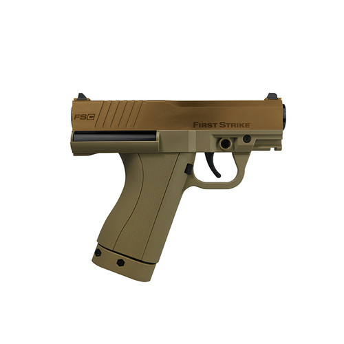 First Strike FSC Paintball Pistol Brown/Tan- Limited Edition