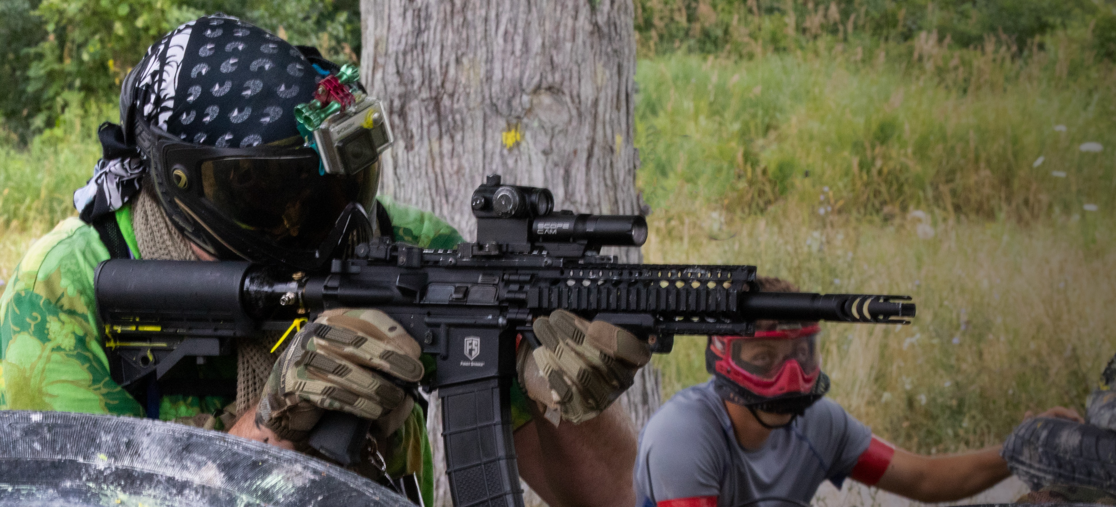 First Strike | Magfed Paintball
