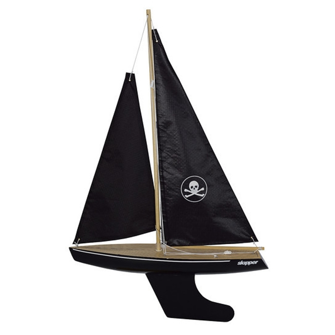 Skipper Pond Yacht - Pirate - 12 Inch