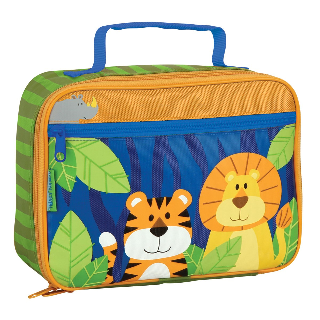Boy Zoo Lunch Box - Stephen Joseph - Childrens Lunch Boxes 24dda4ef8