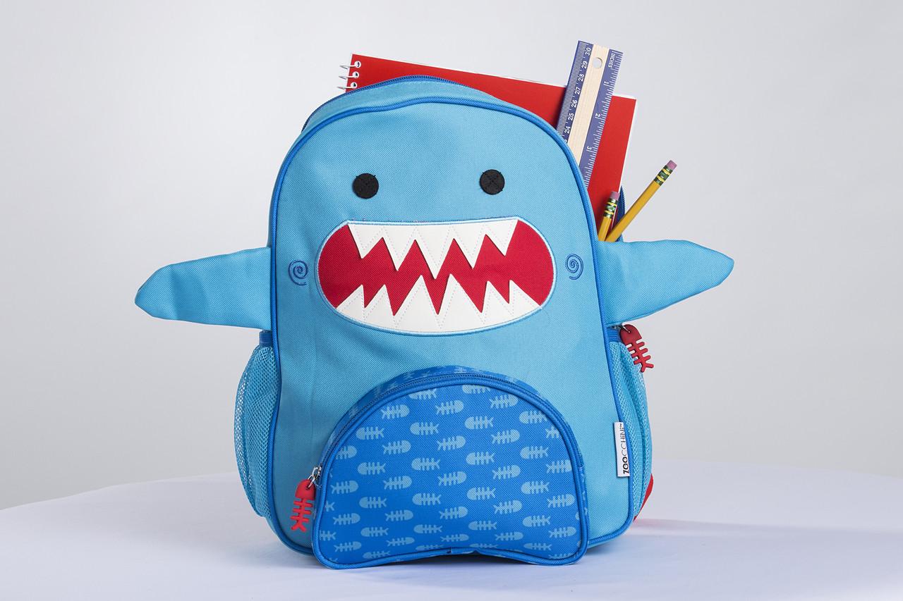 Zoocchini Backpack - Sherman the Shark