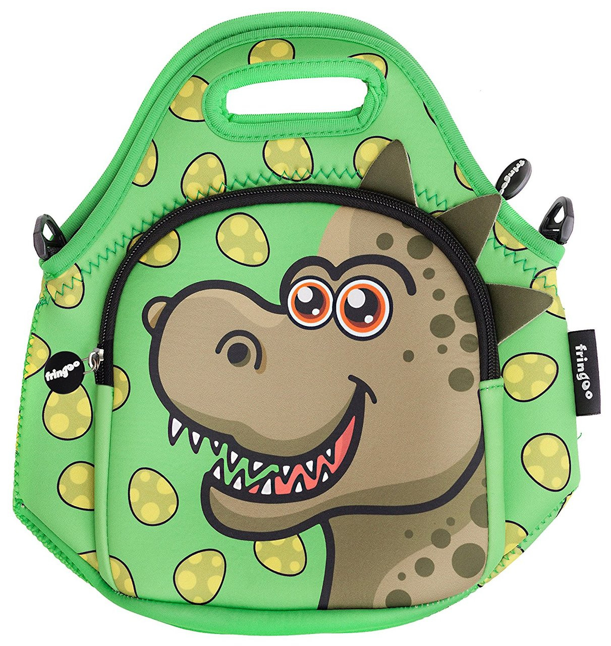 6ed07fe4095e Dino Lunch Bag - Fringoo